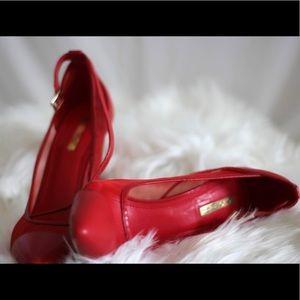 BCBG Generation red heel size 9
